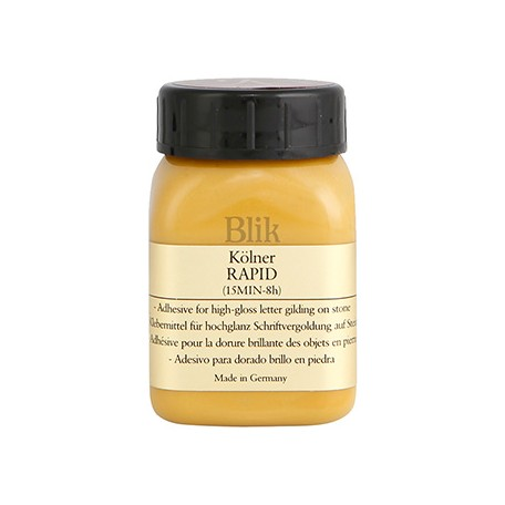 Kolner Rapid do złoceń na kamieniu żółty 50 ml