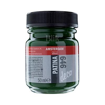 Patyna decorfin zieleń antyczna 646 50 ml