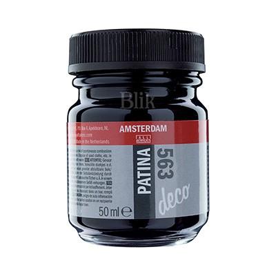 Patyna decorfin błękit antyczny 563 50 ml
