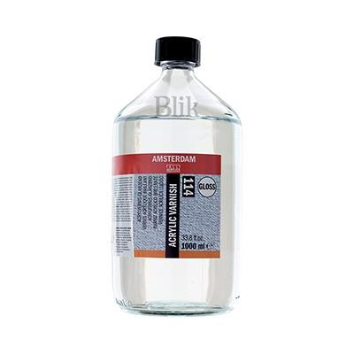 Werniks akrylowy połysk 114 Talens 1000 ml