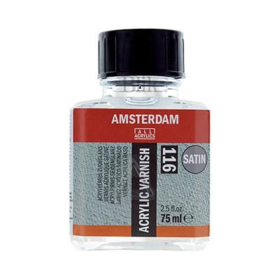 Werniks akrylowy satynowy 116 Talens 75 ml