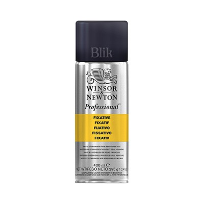 Fiksatywa Winsor&Newton spray 400 ml
