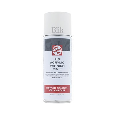 Werniks Talens mat nr 115 spray