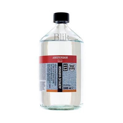 Werniks akrylowy wysoki połysk 113 Talens 1000 ml