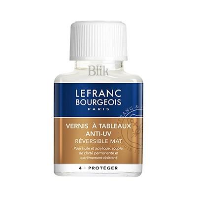 Werniks matowy Lefranc 75 ml