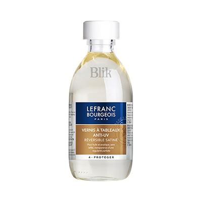 Werniks satynowy Lefranc 250 ml