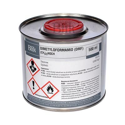 Dwumetyloformamid DMF 500 ml
