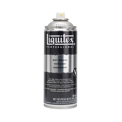 Werniks Liquitex matowy spray 400 ml