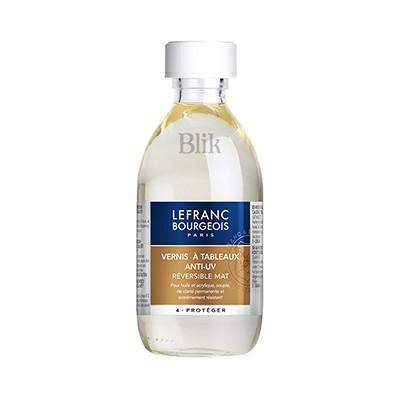 Werniks matowy Lefranc 250 ml