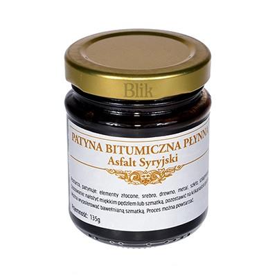 Asfalt syryjski bitum płynny 135 g