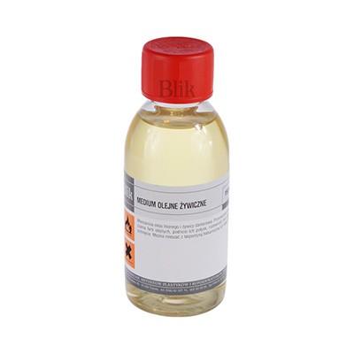 Medium olejno-żywiczne 150 ml
