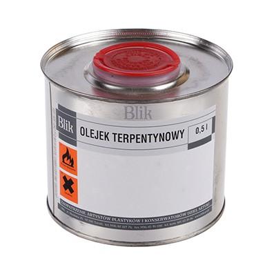Olejek terpentynowy 500 ml