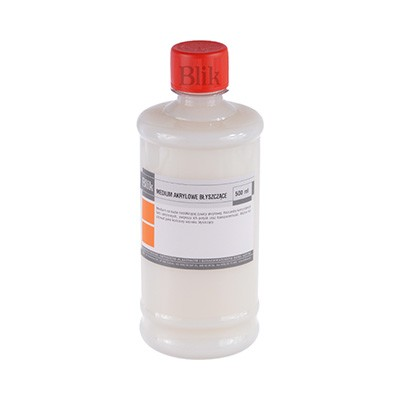 Medium akrylowe 500 ml