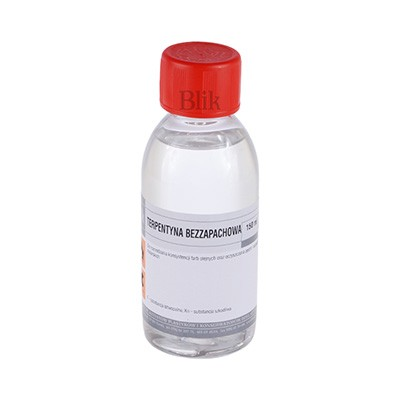 Terpentyna bezzapachowa 150 ml