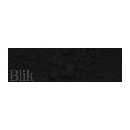 Czerń żelazowa błekitnawa