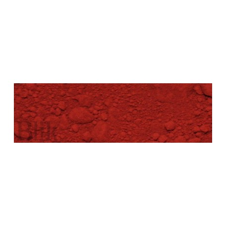 Czerwień żelazowa odcień pośredni 1 kg