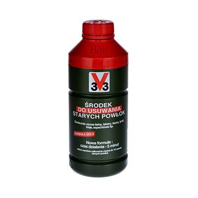 V33 środek do usuwania przemalowań żel 1000 ml