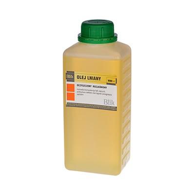 Olej lniany 1000 ml