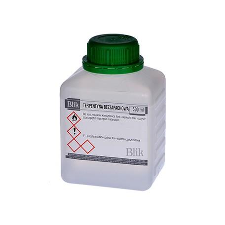 Terpentyna bezzapachowa 500 ml