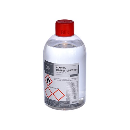 Alkohol izopropylowy 2-propanol 500 ml