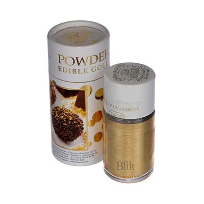 Złoto spożywcze 23 kt puder 125 mg