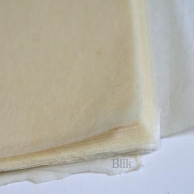 Bibuła japońska ecru 9 gram
