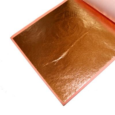 Szlagmetal kolor miedziany 100 pł