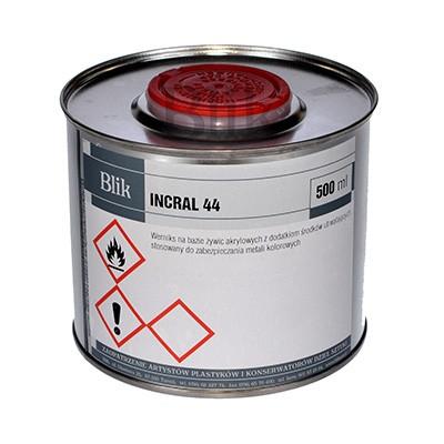 Werniks lakier do metalu Incral 44 500 ml