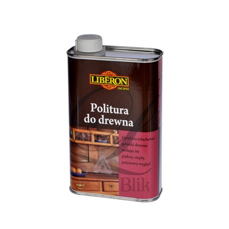 Politura do drewna Liberon 500 ml