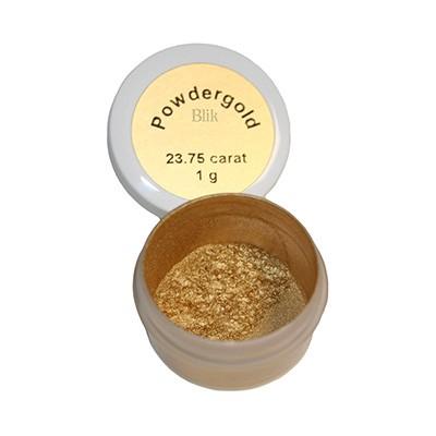 Złoto 23 3/4 kt w proszku 1 g