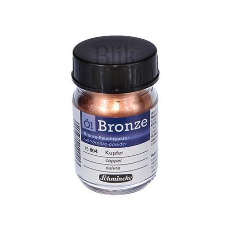 Brąza Schmincke Bronze Miedź 804 50 ml