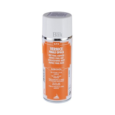 Werniks Maimeri matowy spray 400 ml