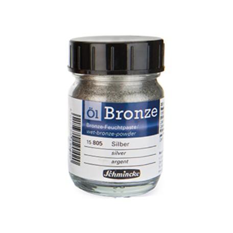 Brąza Schmincke Bronze srebro 805 50 ml