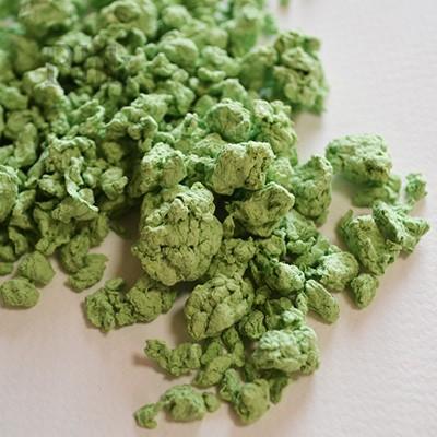 Masa papierowa 100 g ciemna zieleń
