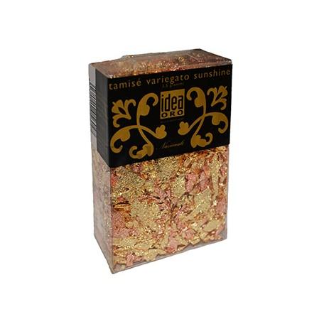 Szlagmetal mozaikowy Maimeri płatki sunshine