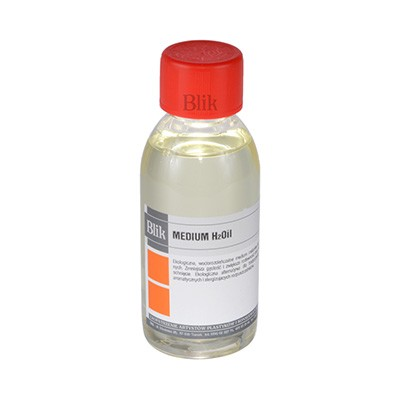 Medium H2Oil BLIK 150 ml