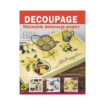 Decoupage niezwykłe dekoracje wnętrz