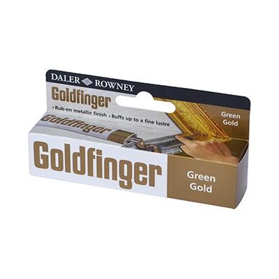 Goldfinger pasta pozłotnicza green gold