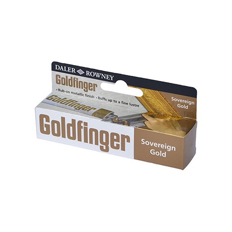 Goldfinger pasta pozłotnicza sovereign gold