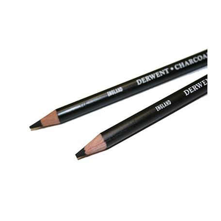 Węgiel w ołówku średni Derwent