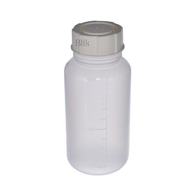 Butelka PE z szeroką szyją 1000 ml