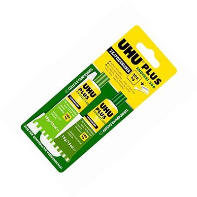 UHU plus klej epoksydowy 2x15 ml