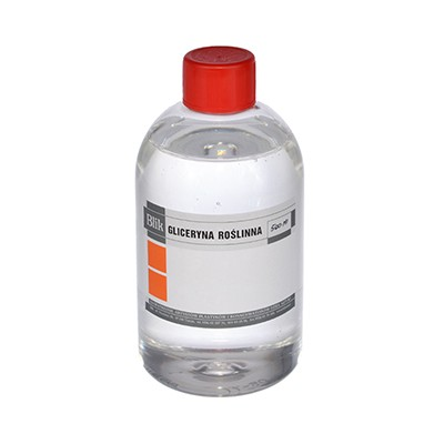 Gliceryna roślinna 500 ml