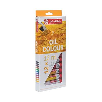 Zestaw farb olejnych Talens Art-Creation 12 x 12 ml