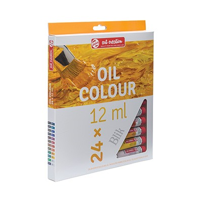 Zestaw farb olejnych Talens Art-Creation 24 x 12 ml