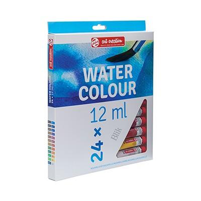 Zestaw farb akwarelowych Talens Art-Creation 24 x 12 ml