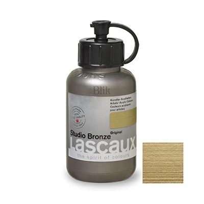 Lascaux Studio Bronze 85 ml Rich pale gold nr 990