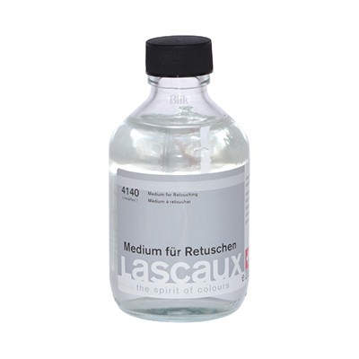 Lascaux Medium for Retouching spoiwo do suchych pigmentów 200 ml