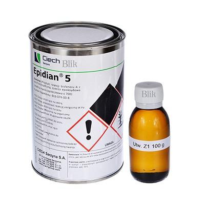 Zestaw Epidian 5 plus utwardzacz Z-1