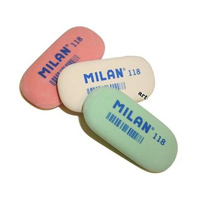 Gumka do wycierania Milan 118